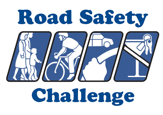 Image of the logo for the Road Safety Challenge